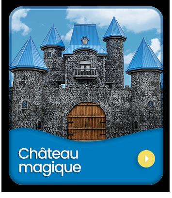 Chateau magique-complexe atlantide